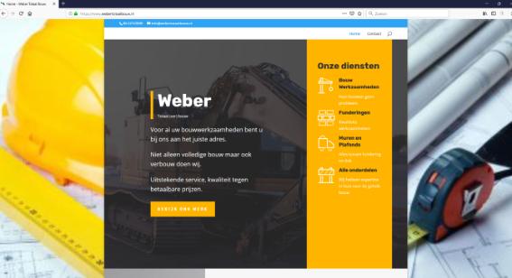 Weber Totaalbouw